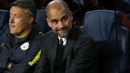 Guardiola: Mustahil Man City Bermain Seperti Barcelona
