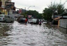 Banjir di Bandung Meluas, Sejumlah Kecamatan Tergenang