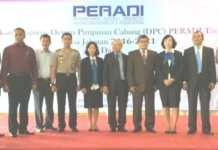 Enny Sri Handajani Resmi Pimpin DPC Peradi Tangerang