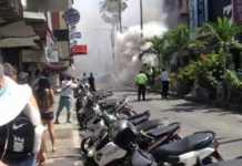PLN Jelaskan Soal Ledakan di Kuta Square