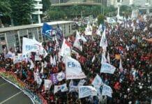Sejuta Buruh Akan Lakukan Mogok Nasional 2 Desember