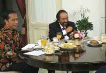 Tanggapan Jokowi Soal Isu Pergantian Ketua DPR