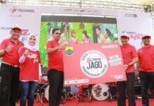 Telkomsel Gelar Layanan 4G LTE di Kota Cianjur
