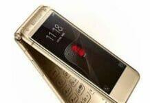 Terbaru, Samsung Rilis Flip Phone Android W2017