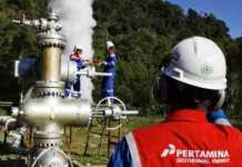 Pertamina Tegaskan Tidak Ada Rencana Akuisisi Saham PGE oleh PLN