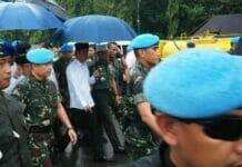 Presiden dan Wapres Salat Jumat di Monas Bersama Massa Aksi Damai