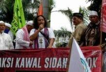 Gelar Gerakan Kebudayaan di Sidang Ahok, Chavchay Syaifullah: Penistaan Al Quran berpotensi Hancurkan Keanekaragaman