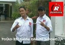Posraya Indonesia: Membangun DKI Jakarta Harus Bersentuhan Langsung Dengan Masyarakat