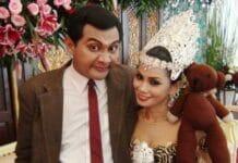 Sempat Pisah Rumah, Vico Mr Bean Indonesia dan Istri Lahirkan Event Organizer