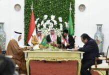 Kunjungan Raja Salman, Menteri Puspayoga Teken Kerja Sama Pengembangan UKM