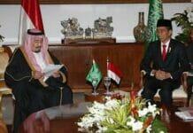 Raja Salman-Jokowi Saksikan Penandatangan 10 Kerja Sama