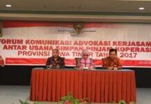 Forum Komunikasi Advokasi Dorong KUKM Makin Berkualitas