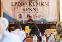 Kerja Sama LPDB Dengan KPKNL Amankan Uang Negara