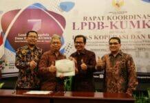 Percepat Penyaluran Dana Bergulir, LPDB-KUMKM Kerja Sama Dengan Jamkrida di Seluruh Indonesia