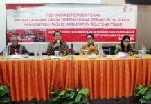 Inisiasi BLUD DB, LPDB Siap Penuhi Kebutuhan Dana Bergulir di Belitung Timur