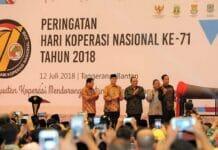 Kontribusi Terhadap PDB Meningkat, Jokowi Apresiasi Perkembangan Pesat Koperasi