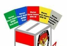 Sistem Noken, Kabupaten Puncak Papua, 100 Persen Untuk Jokowi Maruf