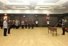 Prof Rully Indrawan Dilantik Jadi Sesmen Koperasi dan UKM