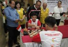 Menpora Apresiasi Penyelenggaraan Kejuaraan Catur Purnomo Yusgiantoro Center