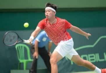 Davis Cup Indonesia Tertinggal 0-2