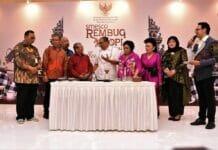 Menkop UKM Lepas Ekspor Kopi Bali ke Korea