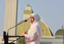 Bom Medan, Gubernur Jatim Minta Masyarakat Tenang Namun Waspada
