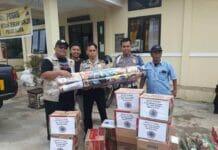Inilah Bantuan Kemanusiaan Universitas Moestopo kepada Korban Banjir di Lebak Banten