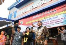 Revitalisasi Pasar Bukti Komitmen Pemberdayaan KUMKM