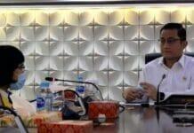 Menteri Sosial Terima Audiensi Kelompok Kerja Komisi Nasional Disabilitas