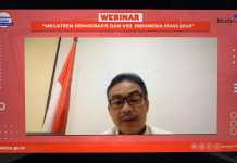 Strategi Integrasi Kependudukan dan 4 Pilar Pembangunan Indonesia