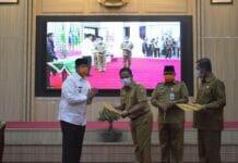 Provinsi Banten Peringkat Atas Pencegahan Korupsi