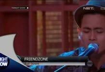 Lirik Lagu Friendzone